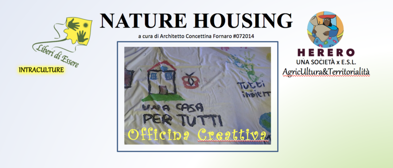 MOLISE NATURE HOUSING @2014
