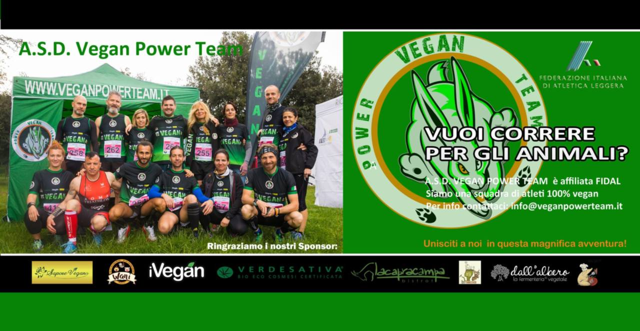 Vegan Power Team